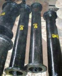 Cast Iron Pipes 02