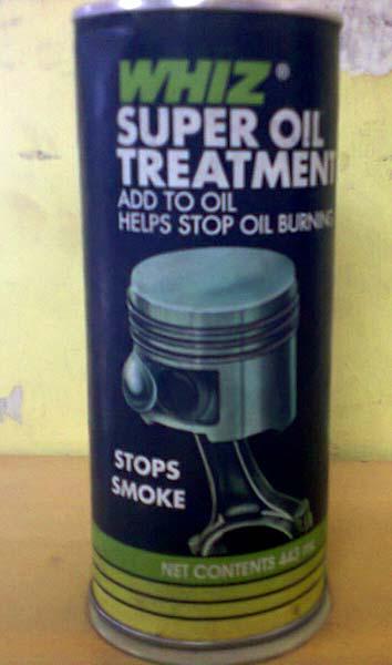 Engine Oil Supplement