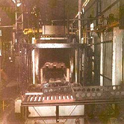 Pusher Type Hardening Furnace