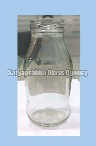 Glass Amita Lug Bottles