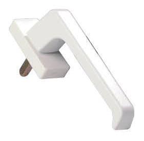 Casement Handle with Lock