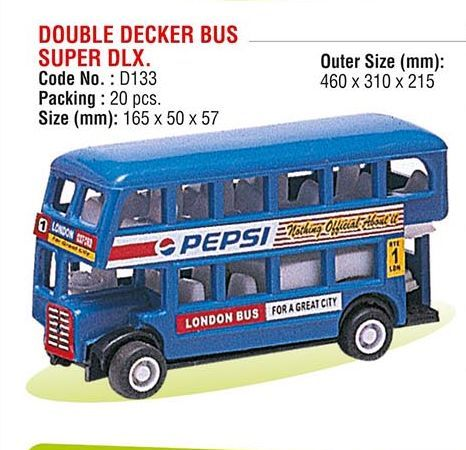 Transport Bus Toys