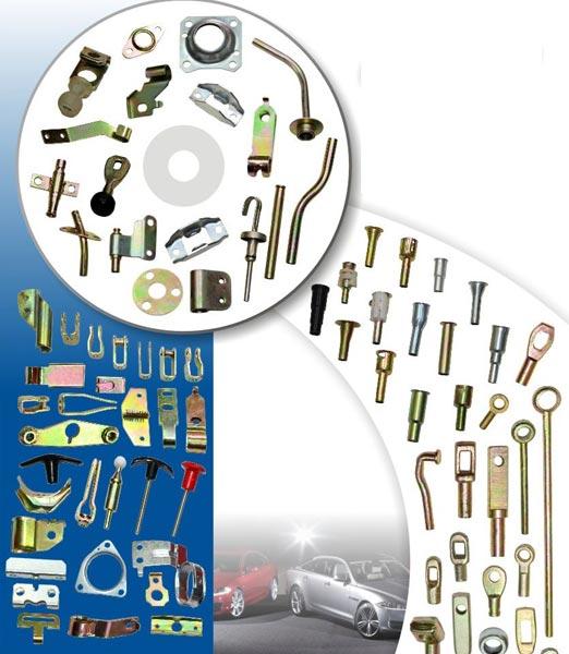Automotive Control Cable Parts
