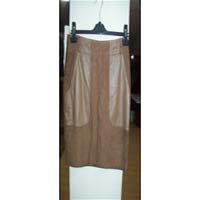 Leather Skirts 01