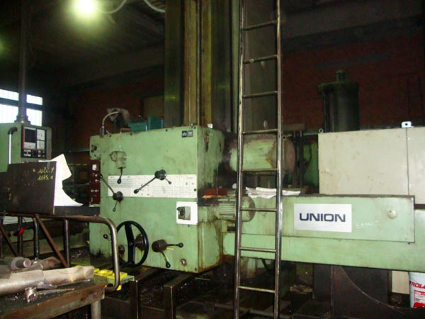 Used CNC Table Type Boring Machine