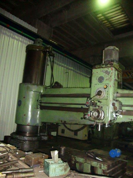 Used Radial Drilling Machine