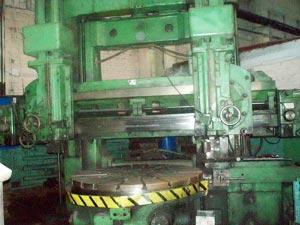 Used Vertical Turning Lathe Machine