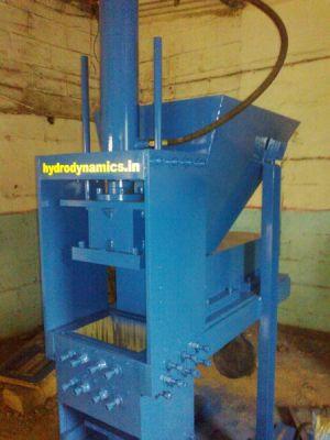 Hydraulic Brick Making Machine Hydraulic Brick Machine