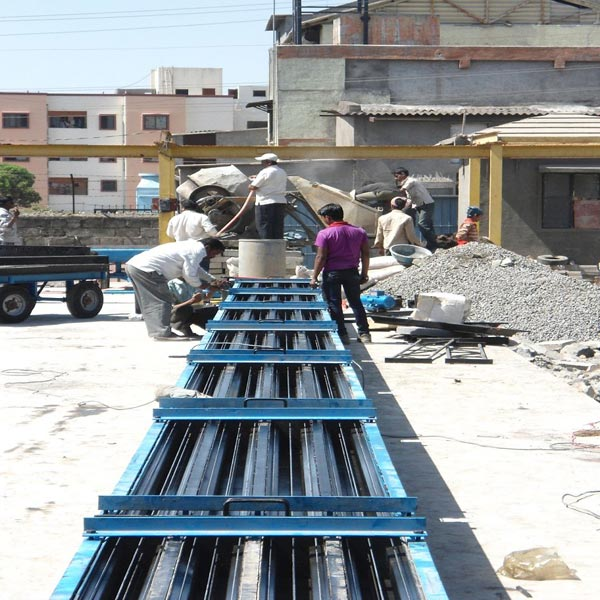 Steel Form For Prestressed Precast  H-Post