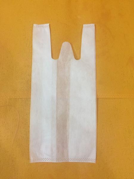 W Cut Non Woven  Bag 02
