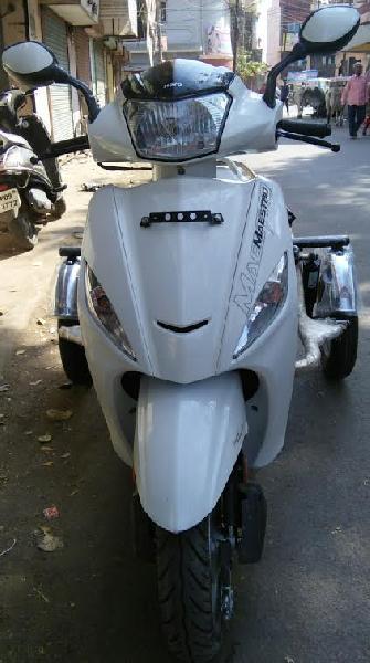 Hero Maestro Side Wheel Attachment
