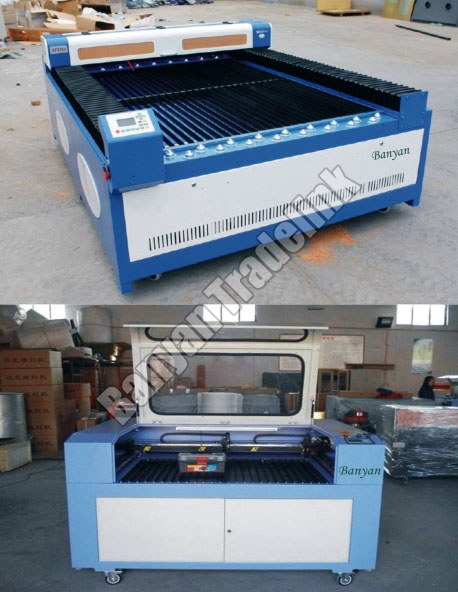 Acrylic Laser Engraving and Cutting Machine