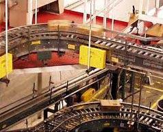 Flat Top Modular Belt Conveyor