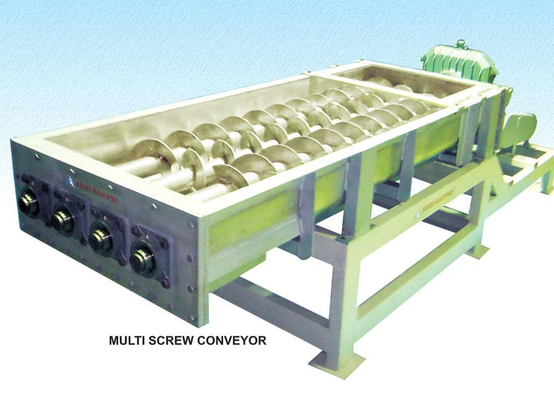 Multi Screw Conveyor
