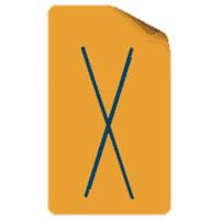 Cross Brace (Tubular with Single Hole)
