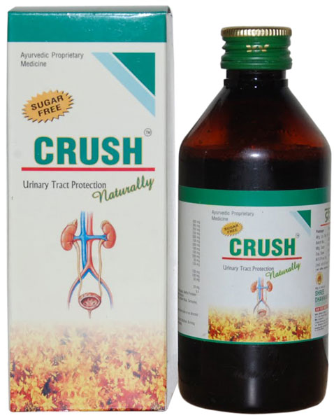 Crush Syrup