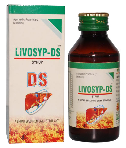 Livosyp-DS Syrup