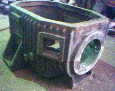 Gear Box Castings