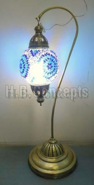 Mosaic Floor Lamps