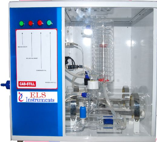 Distillation Unit 04