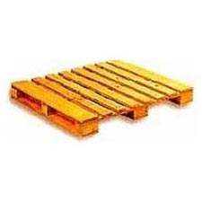 Wooden Block Pallets