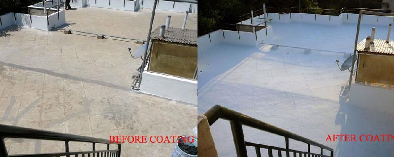 EXCEL CoolCoat Heat Insulating Roof Coatings