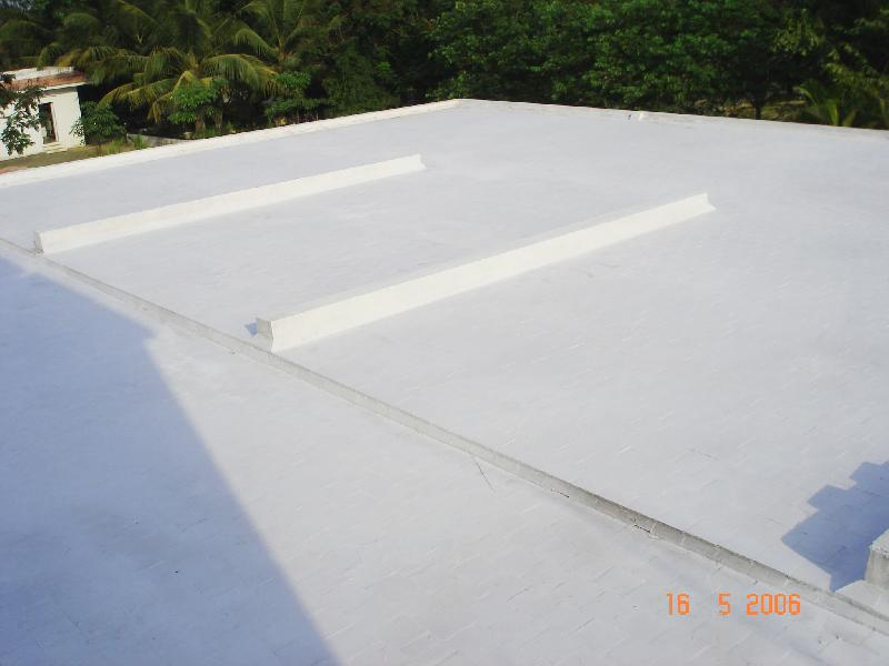 EXCEL CoolCoat (Heat Reflective Roof Coatings) 01
