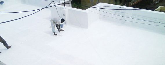 EXCEL CoolCoat (Heat Reflective Roof Coatings) 02