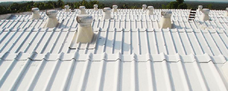 EXCEL CoolCoat - High Albedo Roof Coatings