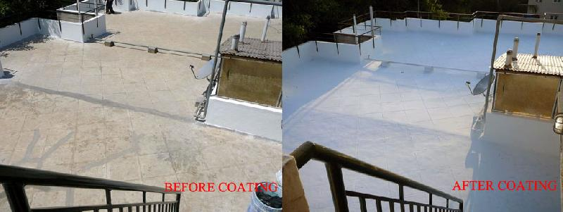 EXCEL CoolCoat Summer Cool Roof Coatings
