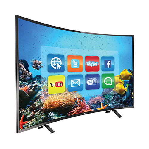 32 Inch Curved LED Television