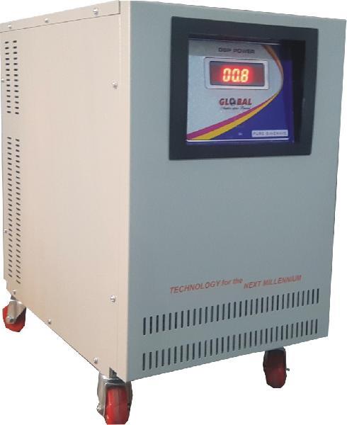 7-10-15 KVA Voltage Stabilizer