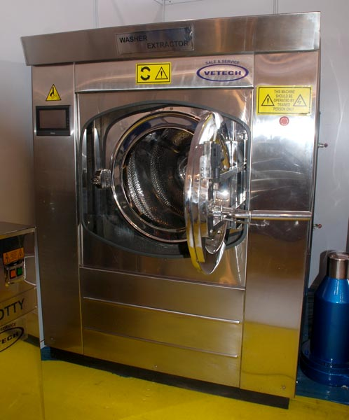 Laundry Extractor Machine ~ Washer extractor machine industrial