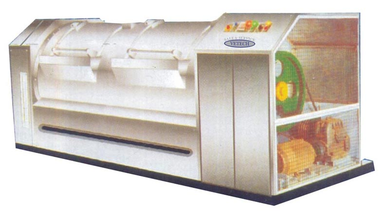 top front loading washing machine