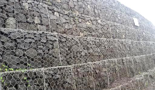 Gabions find extensive usage in erosion control, retaining walls, bank ...