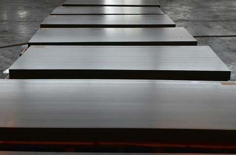 Sailma 350 Steel Plates