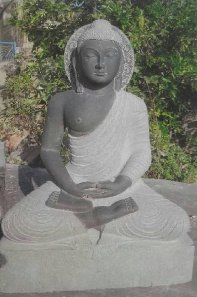 Garden Statue 02