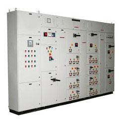 Electric Motor Control Panel Electrical Motor Control