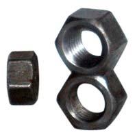 Mild Steel Nuts
