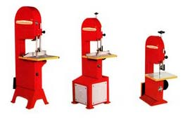 Band Saw Machine