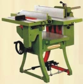 Open Stand Combination Planer