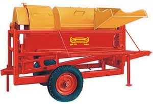 Paddy Multicrop Thresher