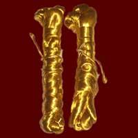 Gold Jari Threads - 06