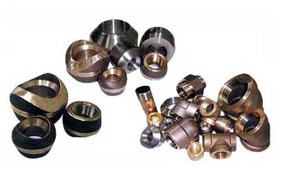 Alloy Steel Socket Weld Pipe Fittings