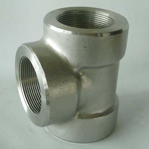 Carbon Steel Screwed Pipe Fittings