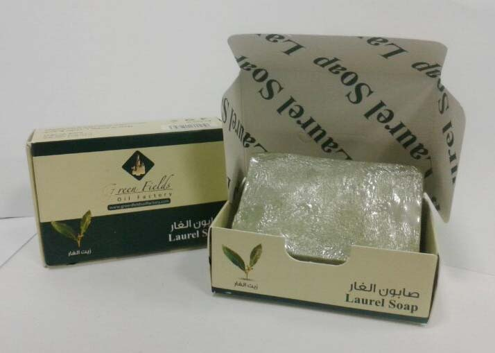 Laurel Leaf Soap