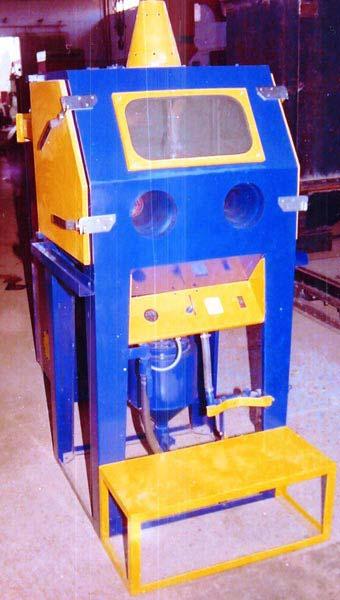 grit blasting machine manufacturers