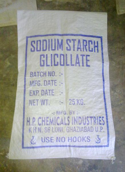 Sodium Starch Glycolate Powder