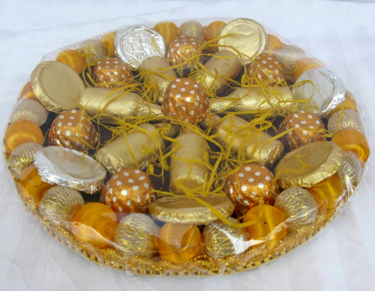 Chocolate Gift Trays