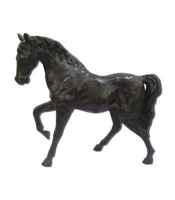 Aluminium Horse Statue